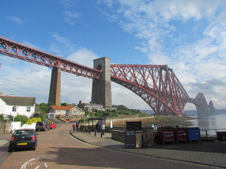 Forth Bridge e vita quotidiana